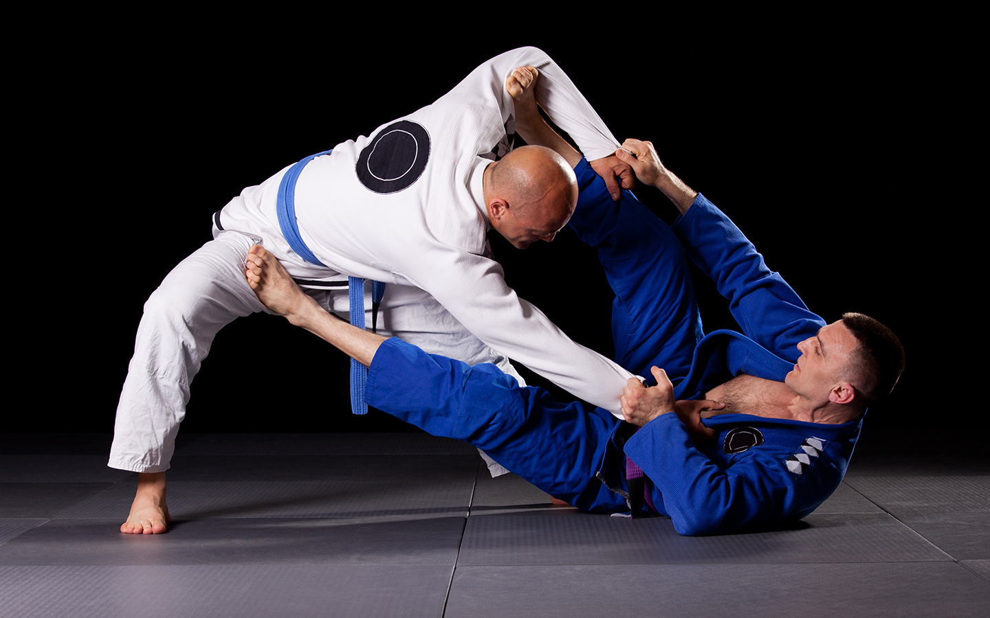Gracie Brazilian Jiu-Jitsu Open Guard