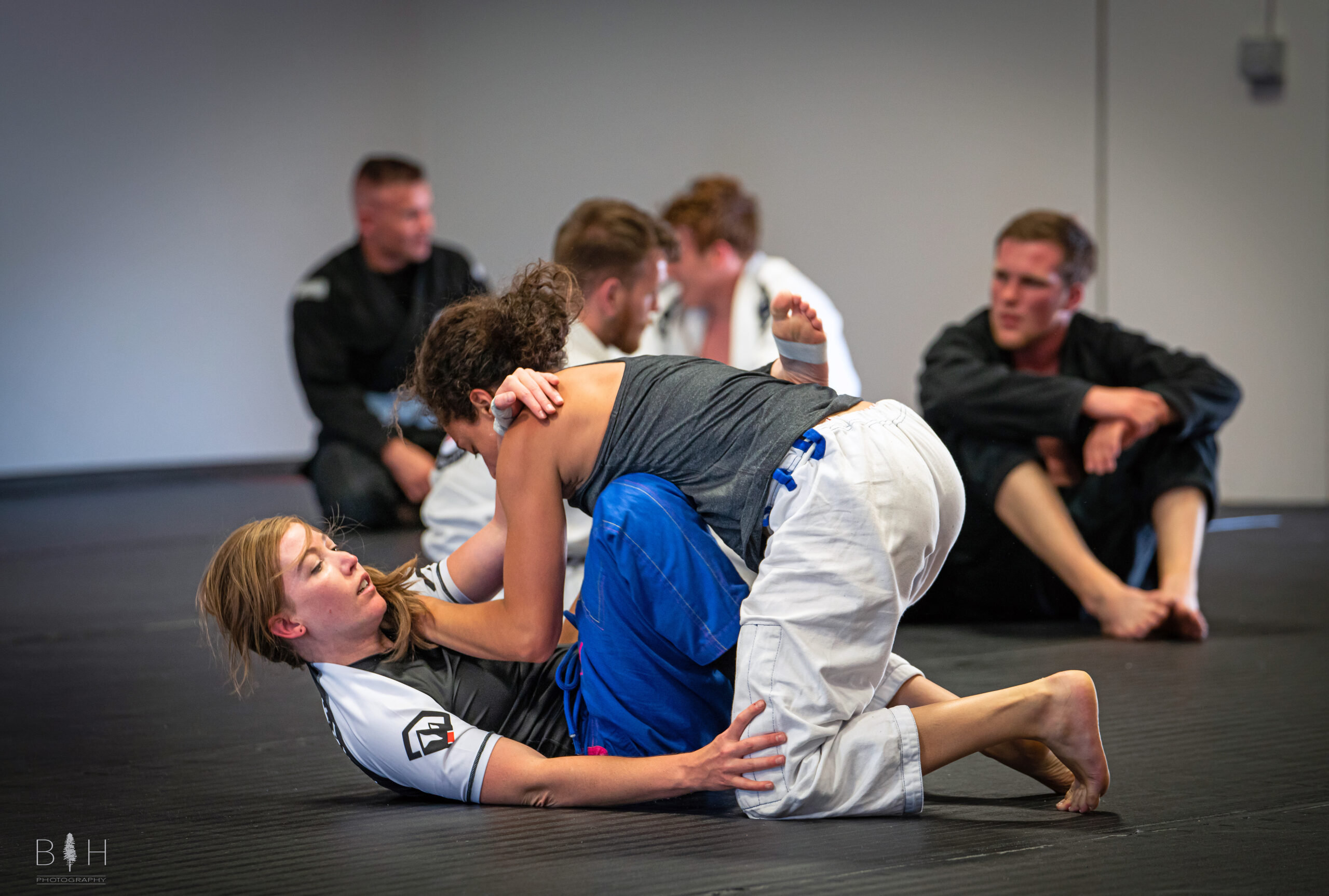 Black Diamond Brazilian Jiu-Jitsu Reno Grand Opening Amanda Jones