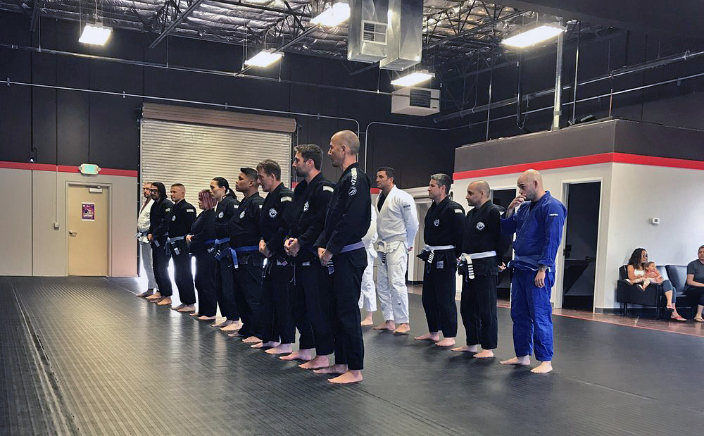 Black Diamond Gracie Brazilian Jiu-Jitsu Reno Adult BJJ Classes