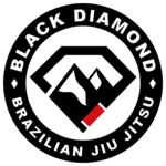 Black Diamond Gracie Brazilian Jiu-Jitsu Reno Patch