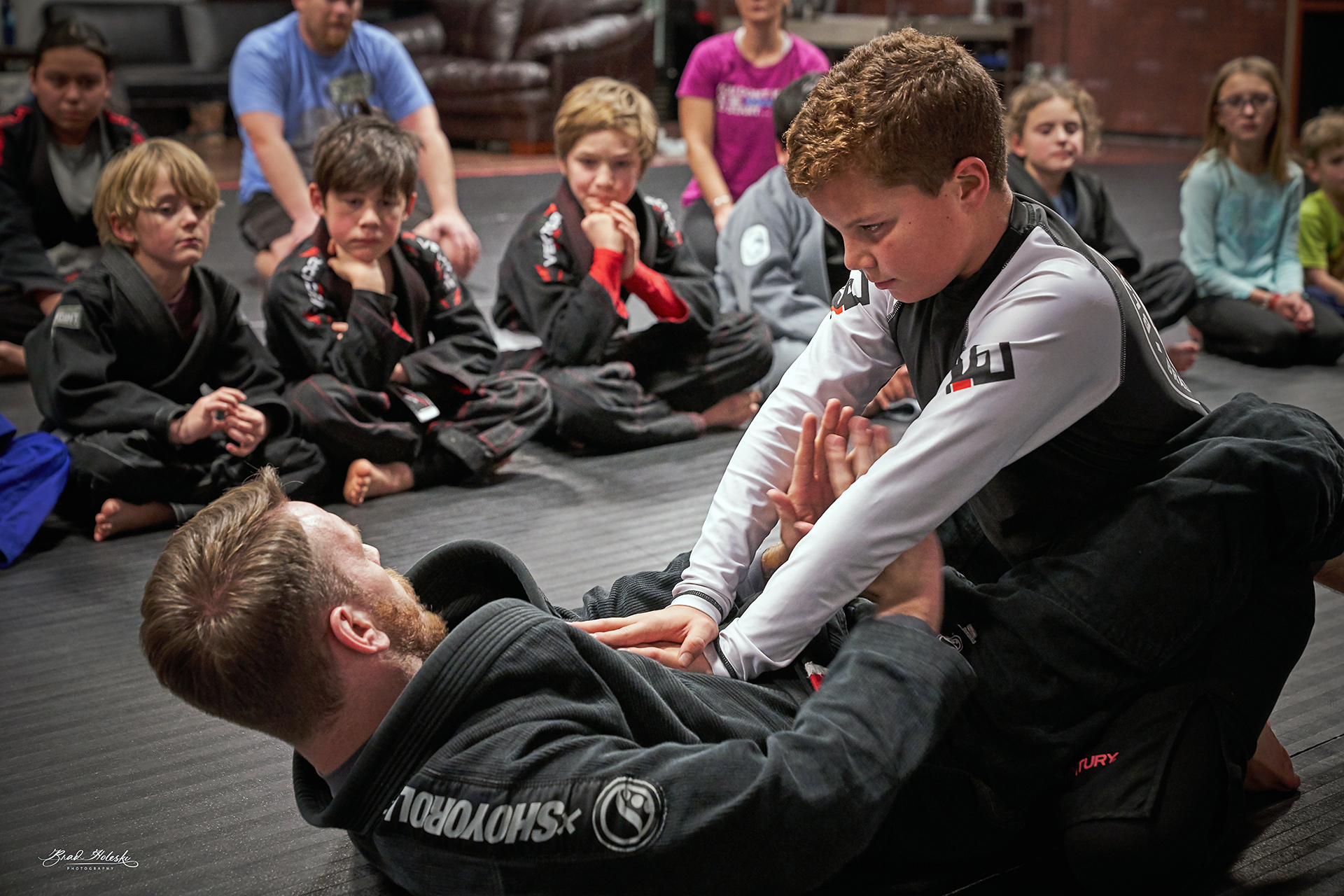 Black Diamond Gracie Jiu-Jitsu Reno Youth BJJ Classes
